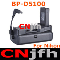 Wholesale Aputure Camera Accessories Battery Grip BP D5100 For D5100 DSLR SLR Extends the Battery Life