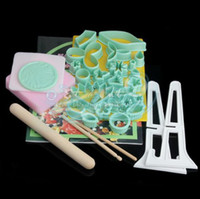 Wholesale Drop Shipping Fondant Cookies Cutters Decorating Tools