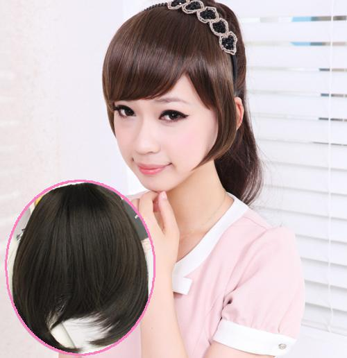 Clip In Side Bangs Sallys Quality Hair Accessories