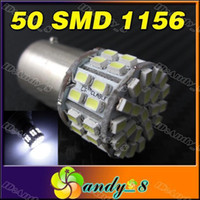 Wholesale S25 SMD BA15S Super White W LED Stop Tail Turn Car Brake Light Bulb Lamp Lights From Andy_8