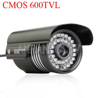 Outdoor CMOS  High Resolution 600TVL CMOS 36IR Day Night Waterproof CCTV Camera