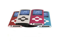 Thin ipods - EMS Promotion GB iPods nanos th inch MP3 MP4 Player with Camera