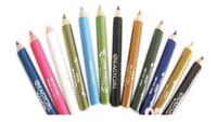 Wholesale Brand new Colors in a set Makeup Eye Liner Pencil Eyebrow Eyeliner