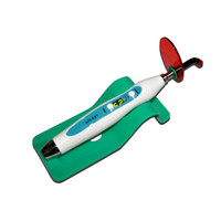 Wholesale 2012 New mw Dental W Wired Wireless Cordless LED Curing Light Lamp CE Proved