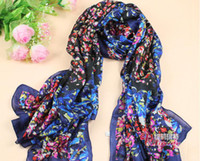 Silk Scarf Bohemian Star Sky Voile Personality Fashion New S...