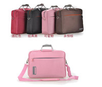 Wholesale BRINCH13 inch computer bags portable male Ladies fashion shoulder laptop bag