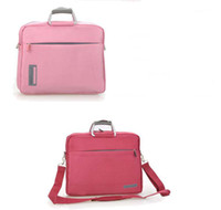 Wholesale 1PCS BRINCH13 inch computer bag male Ladies Fashion shoulder laptop bag