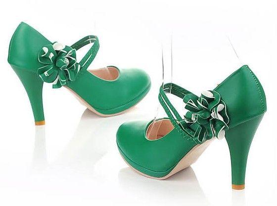 Women's Dress Shoes | Green | Shoes.com