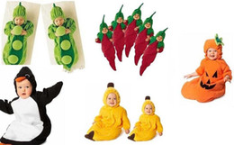Wholesale Baby sleeping bag pea banana pengiun chilli Pumpkin Kid sleeping bags Sleepsacks bag