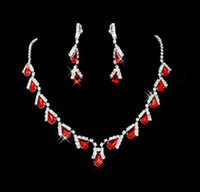 Wholesale Red classical money necklace The bride adorn article The bride wedding dress adorn article