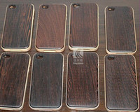 Wholesale for Iphone4S Chicken wings wood case
