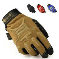 Wholesale 1pcs Gloves Outdoor Gloves Tactical gloves S M L XL colors available