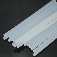 Wholesale 12 quot length mm diameter hot melt glue sticks Clear Keratin Glue Sticks