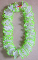Wholesale Hawaiian Lei Carnival Chrismas Easter Makeup Party LED Light Flash Garland FOR EVERYONE