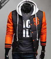 Wholesale 2012 monde Mens Jacket Hoodie Sweatshirt Sweats amp Hoodies Baseball Jacket coat size M L XL XXL