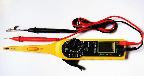 Схема детектора тестер