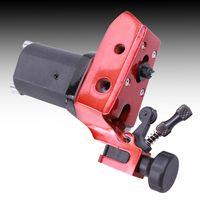 Wholesale New Black Red Purple Rotary Tattoo machine V5 Motor Tattoo Liner Shader