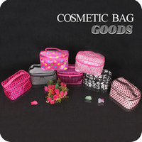 Wholesale The Latest Fashion Cosmetic Bag Korea s Type Popular Bags Colorful Makeup Case