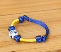 Anklet Chinese wind manual ceramic factory general Woman and...