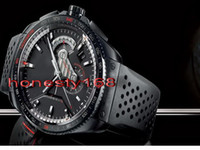 Sport high quality automatic watches - black High quality gift hot Wristwatche men watch Luxury sports Brand Calibre RS RS Automatic Stainless steel Men s Watches