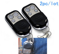 Wholesale Wireless metallic remote control for wireless alarm system security system Mhz