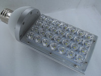 Wholesale 28W E40 LED Street Light Warm or pure White Outdoor Garden Park led Road light Lamp V V