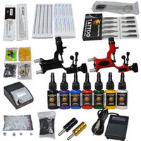Wholesale DragonflY Machine Tattoo Kit with Stable Power Supply Brilliant Colors D280