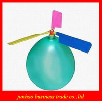 Wholesale Balloon Helicopter Balloon Toy Children Educational Toys Balloon Aircraft Helicopter Christmas Gift