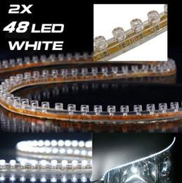 Wholesale Car led Strip Light Flexiable Waterproof cm LEDs SMD Strip light color available