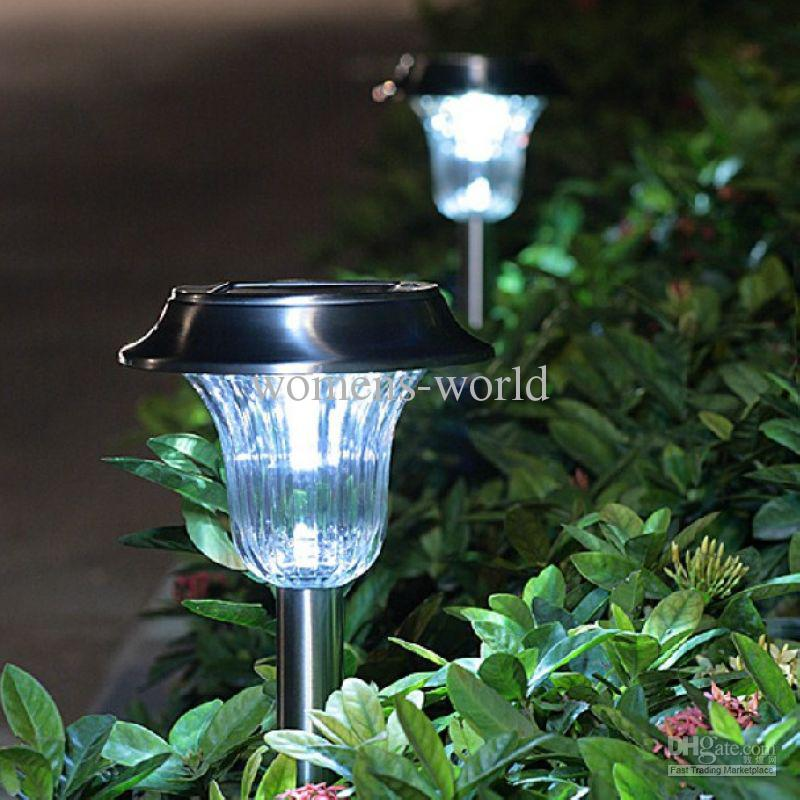 2017 Led Outdoor Lights Solar Led Insert Lights Landscape Garden
