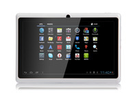 Wholesale Cheap Tablet PC A13 Q88 inch Capacitive Screen Android Camera Wifi GHz