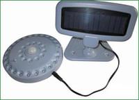 Wholesale Solar Power Led PIR Occupancy Motion Sensor Lights