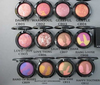 Wholesale hot new Makeup mineralize blush g