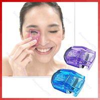 Wholesale Mini Portable Curling Eyelash Eye Lashes Curler Manual E35