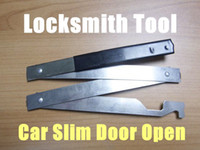 Wholesale Folding Single Side Car Slim Door open LockSmith tool