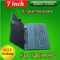Wholesale USB Keyboard Case quot Inch Epad for VIA8650 Android A13 Tablet PC keypad Ainol Novo Sanei N77