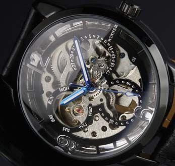 discount winner watch original 2017 winner watch original on winner brand original watch men leather dive luxury automatic mechanical sport designer mens watches