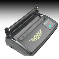 Wholesale TATTOO THERMAL STENCIL TRANSFER HINE KITS WITH Paper free gift arrive within days ZY010 WS011