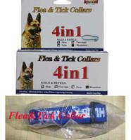 Wholesale New Kill Flea amp Tick Collar For Large Dog Pet Supplies Adjustable quot quot V3428