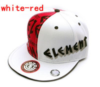 Wholesale Skateboard letters embroidery Hip hop cap Truck hat Sport caps Flat brimmed hats color