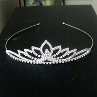 Wholesale Jewelry bridal wedding dress Accessories Tiaras Hair set of the bride S HG906
