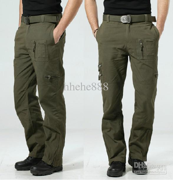 Wholesale - TAD Men's Top Outdoor Cargo Pants Wear-resisting And ...