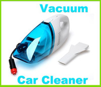Wholesale Mini Anto DC V W portable Handheld High Power Car Vacuum cleaner dry wet amphibious