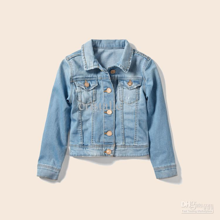 Blue Jean Jackets For Girls - JacketIn
