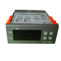 Wholesale All purpose STC Temperature Controller V With Sensor Heating amp Cooling