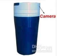 Wholesale Multi function Cup Spy Mini DV with Hidden Camera for Spy Use Support Motion Detection Function