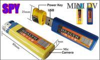 Wholesale Spy lighter camera Video Camcorder fps avi hidden mini dvr camera fast shipping Hot selling