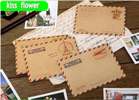 Wholesale Vintage mini Stationery envelopes set New Arrivel Stationery Fashion style Gift