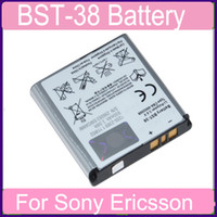For Sony Ericsson No for Sony Ericsson Replacement Battery BST-38 for Sony Ericsson phone C510 C902 C902c C902I C905 C905a C905I K630i