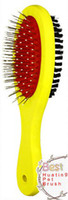 Wholesale Wooden Pet cleaning brush Suitable for cats and dogs Double sided can be used